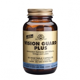 Витамины Solgar Vision Guard Plus