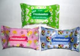 Влажные салфетки Freshmaker