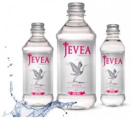 """Вода минеральная природная питьевая столовая """"Jevea crystalnaya"""" негазированная"""