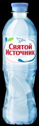 """Вода негазированная питьевая """"Святой Источник"""""""