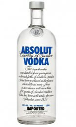 Водка Absolut original