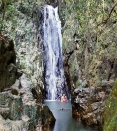 Водопад Бангпэ на Пхукете (Таиланд)