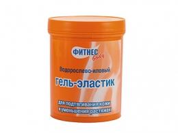 Водорослево-иловый гель-эластик для подтягивания кожи и уменьшения растяжек Floresan