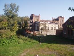 Водяная мельница Потоцкого (Украина, Винница)