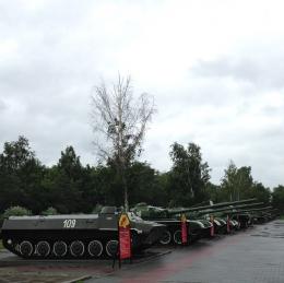 Музей военной техники (Челябинск, Сад Победы)