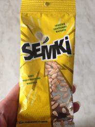 """Ядра подсолнечника жареные """"Semki"""""""