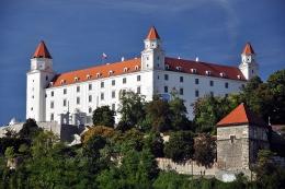 Замок Братиславский Град (Братислава, Словакия)