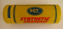Искусственная замша для мойки и полирования Synthetic Chamois Mannol SCT