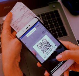 Заработок на сканировании чеков