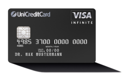 """Зарплатная карточка Visa UniCredit Bank (ПАО """"Укрсоцбанка"""")"""