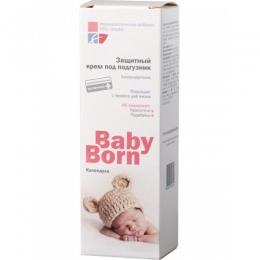 Защитный крем под подгузник Baby Born календула