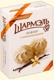 """Зефир """"Шармэль"""" с ароматом ванили"""