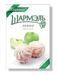 """Зефир """"Шармэль"""" яблочный"""