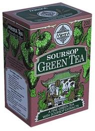 Зеленый чай Mlesna soursop green tea