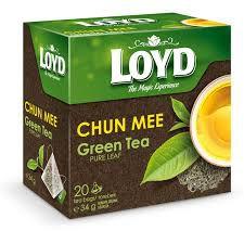 Зеленый чай Loyd Chun Mee