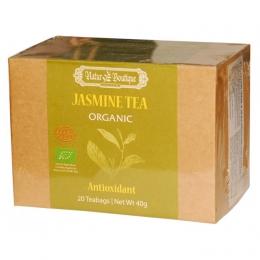 Зеленый чай Natur Boutique Jasmine Tea Organic Antioxidant