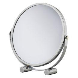 Зеркало косметическое настольное Anho Trading Services Limited, увеличение 1Х/2Х, D 17 cм