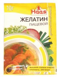 Желатин пищевой Haas универсальный