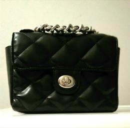 """Женская черная сумка """"Denny Rose"""" арт. 0766"""