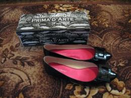 Женские балетки Prima D'Arte арт. 3J7155-5658A