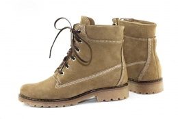 "Женские ботинки на шнурках Soldi ""Форест"""