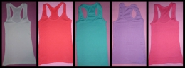 Набор женских маек New fashion Women hot vest tops Temperament cotton long