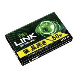 """Жевательная резинка """"Fit's Link Original Mint"""" Свежая мята"""