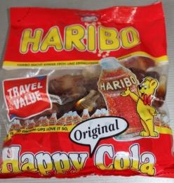 Жевательный мармелад HARIBO Happy Cola