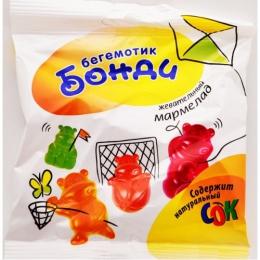 """Жевательный мармелад """"Бегемотик Бонди"""""""