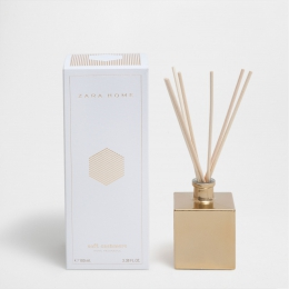 Жидкий освежитель воздуха с ротанговыми палочками Zara Home soft cashmere