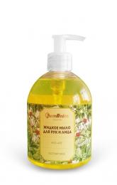 Жидкое мыло для рук и лица Green Tonica Collection Anti-Age Особый уход