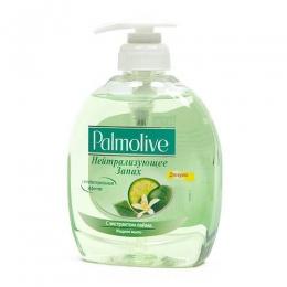 Жидкое мыло Palmolive для кухни с экстрактом лайма, нейтрализующее запах