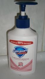 Жидкое мыло Safeguard Антибактериальное с цветочным ароматом