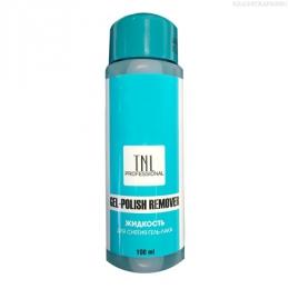 """Жидкость для снятия гель-лака """"TNL Professional"""" Gel-polish remover"""