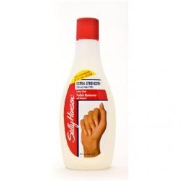 """Жидкость для снятия лака """"Sally Hansen"""" супер-укрепляющая для всех типов ногтей"""