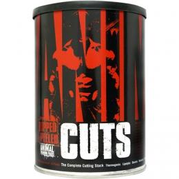 Жиросжигатель Universal Nutrition Animal Cuts 42 пакетика