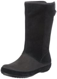 Зимние сапоги Crocs Women's Berryessa Tall Suede Boot