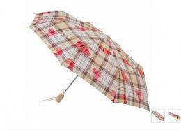 Зонт Fulton женский автомат J346-2315 HeartCheck