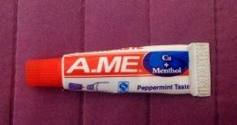 Зубная паста A.ME Ca+Menthol Peppermint Taste