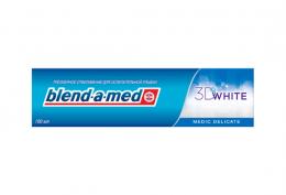 Зубная паста Blend-a-Med 3D White Medic Delicate