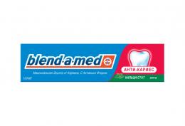 """Зубная паста Blend-a-Med """"Анти-кариес"""" Кальци-стат мята"""