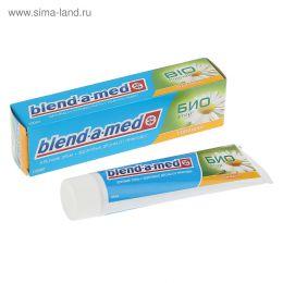Зубная паста Blend-a-Med Bio ромашка