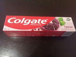 Зубная паста Colgate Гранат