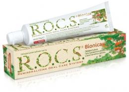 Зубная паста R.O.C.S. Bionica
