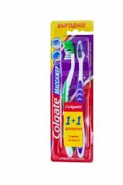Зубная щетка Colgate «Массажер» Средней жесткости