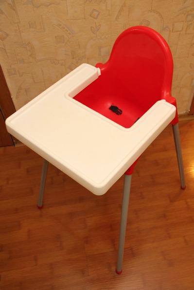 детский стульчик для кормления антилоп Ikea отзывы