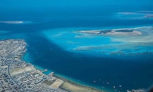 фото египет. красное море