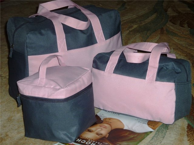 d84e5da79663 Набор дорожных сумок Yves Rocher