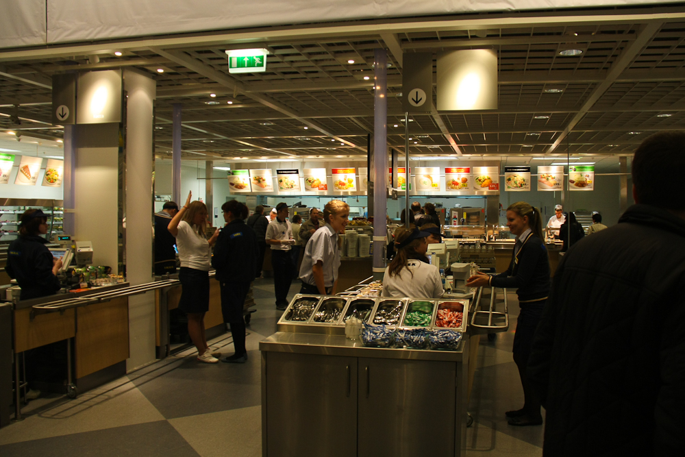 отзывы ресторан Ikea в тц мега самара 24 й километр московского