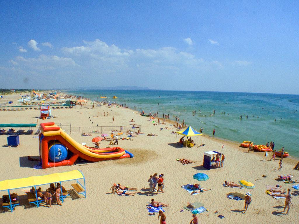 пляж анапа 2014 фото